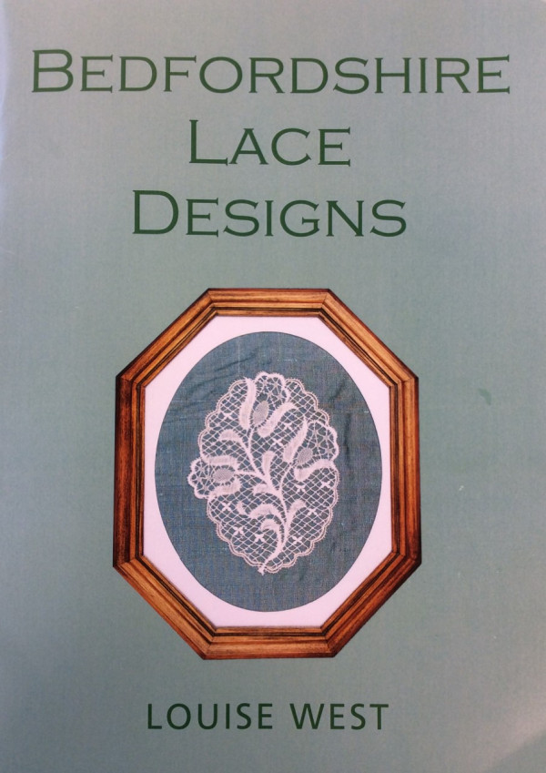 Cover of Bedfordshire Lace Designs